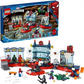 LEGO® Marvel Super Heroes 76175 - Angriff auf Spider-Mans Versteck