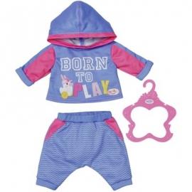 Zapf Creation - BABY born Jogginganzug 43 cm