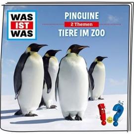Tonies - WAS IST WAS - Pinguine - Tiere im Zoo