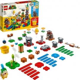LEGO® Super Mario 71380 - Baumeister-Set für eigene Abenteuer