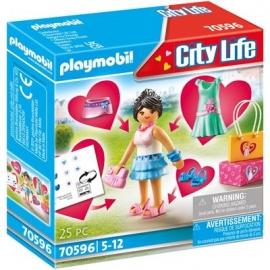 Playmobil® 70596 - City Life - Fashion Girl
