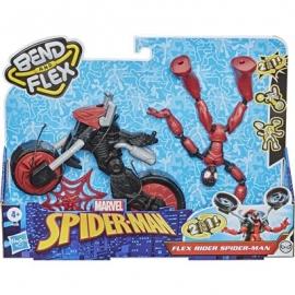 Hasbro - Marvel Spider-Man Bend and Flex Rider