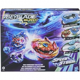 Hasbro - Beyblade - Burst Rise Speedstorm Volt Knockout Battle Set