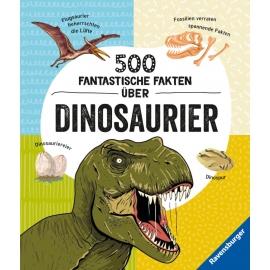Ravensburger 55535 500 fant. Fakten über Dinosaurier