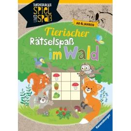Ravensburger 41623 Tierischer Rätsel-Spaß im Wald
