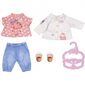 Zapf Creation - Baby Annabell Little Spieloutfit 36 cm