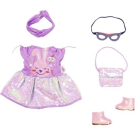 Zapf Creation - BABY born Deluxe Happy Birthday Outfit 43 cm