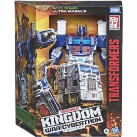 Hasbro - Transformers Generations War for Cybertron: Kingdom Leader-Klasse