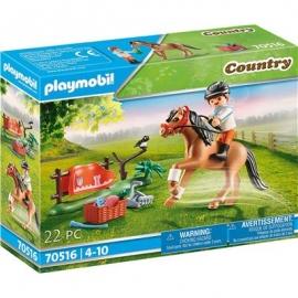 Playmobil® 70516 - Country - Sammelpony Connemara