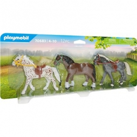 Playmobil® 70683 - Country - 3 Pferde