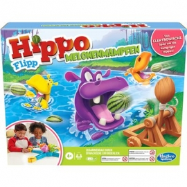 Hasbro - Hippo Flipp Melonenmampfen
