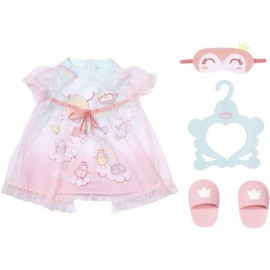 Zapf Creation - Baby Annabell Sweet Dreams Schlafkleid 43 cm