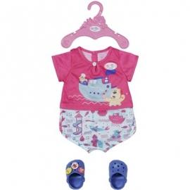 Zapf Creation - BABY born Bath Pyjamas & Clogs 43 cm