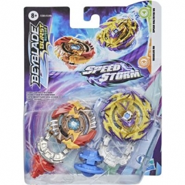 Hasbro - Beyblade Burst Rise Speedstorm Doppelpacks
