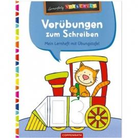 Coppenrath Verlag - Lernerfolg Vorschule - Vorübungen zum Schreiben