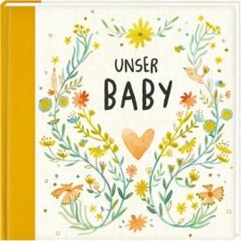 Coppenrath Verlag - Eintragalbum - Unser Baby