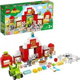 LEGO® DUPLO® 10952 - Scheune, Traktor und Tierpflege