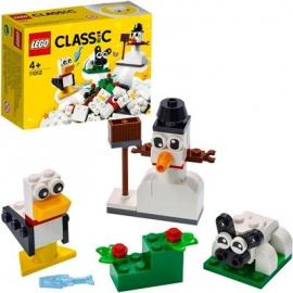 LEGO® Classic 11012 - Kreativ-Bauset mit weißen Steinen