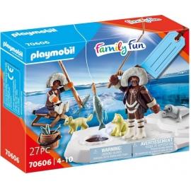 Playmobil® 70606 Geschenkset Eisangler