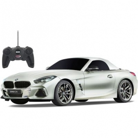 Jamara - BMW Z4 Roadster 1:24 weiß 27MHz