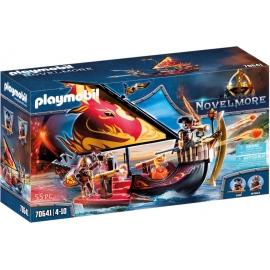 Playmobil® 70641 Burnham Raiders Feuerschiff