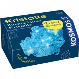 KOSMOS - Kristalle blau