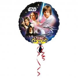 Sing-A-Tune Star Wars™ Folienballon P75 verpackt 71 x 71 cm