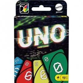 Mattel - Mattel Games UNO Iconic 00s Premium Jubiläumsedition