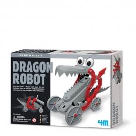 Fun Mechanics - Dragon Robot