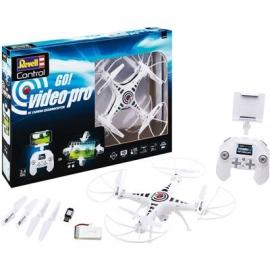 Revell Control - Quadcopter Go! Video Pro