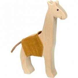 sigikid - Softplay - Holztier Giraffe, Cudly Wudly