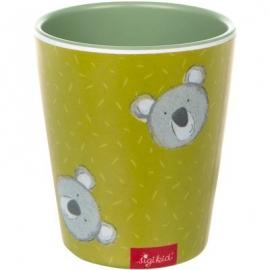 sigikid - Babytoys - Melamin Becher, Koala