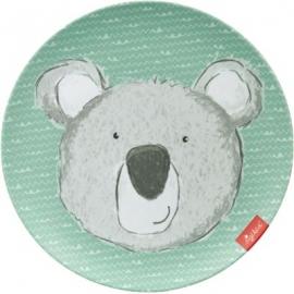 sigikid - Babytoys - Melamin Teller, Koala