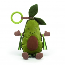 AmuseableAvocado Activity Toy