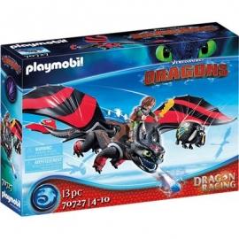 Playmobil® 70727 - Dragon Racing - Hicks und Ohnezahn