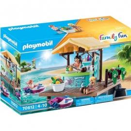 Playmobil® 70612 - Family Fun - Paddleboot-Verleih mit Saftbar