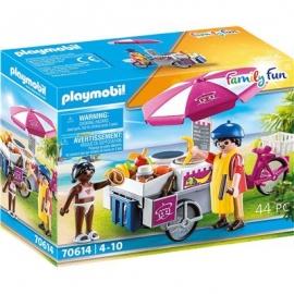 Playmobil® 70614 - Family Fun - Mobiler Crêpes-Verkauf