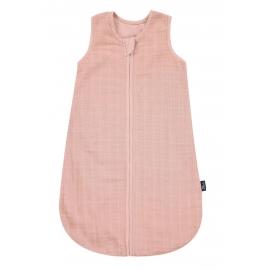 ALVI Mullschlafsack uni pink 60 cm