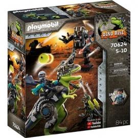 Playmobil® 70624 - Dino Rise - T-Rex - Gefecht der Giganten