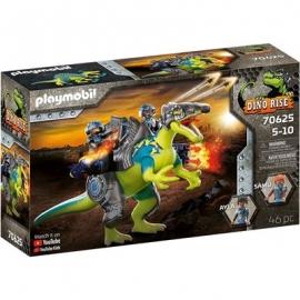 Playmobil® 70625 - Dino Rise - Spinosaurus - Doppelte Verteidigungs-Power