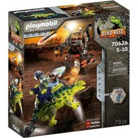 Playmobil® 70626 - Dino Rise - Saichania - Abwehr des Kampfläufers