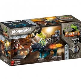 Playmobil® 70627 - Dino Rise - Triceratops - Randale um die legendären Steine