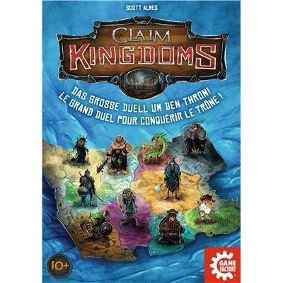 Game Factory - Claim Kingdoms