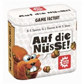 Game Factory - Auf die Nüsse
