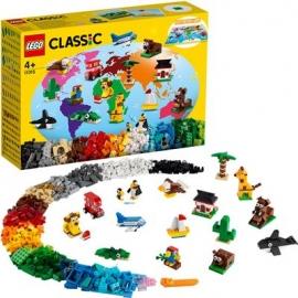 LEGO® Classic 11015 - Einmal um die Welt