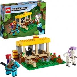 LEGO® Minecraft 21171 - Der Pferdestall