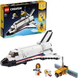 LEGO® Creator 31117 - Spaceshuttle-Abenteuer