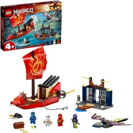 LEGO® Ninjago 71749 - Flug mit dem Ninja-Flugsegler