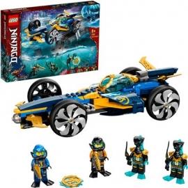 LEGO® Ninjago 71752 - Ninja-Unterwasserspeeder