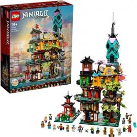 LEGO® Ninjago 71741 - Die Gärten von Ninjago City